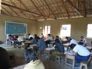 Schule in Mandalay