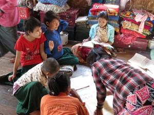 Kinderheim in Mandalay