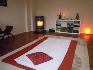 Shiatsu Behandlungsraum by Birgit Strauch Shiatsu Massage ThetaHealing