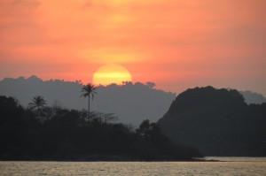 Kho Mak Sonnenuntergang
