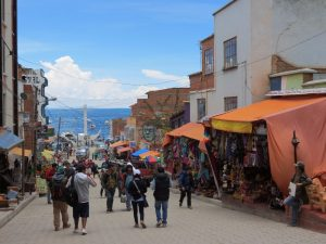 Copacabana Titicacasee by Birgit Strauch Shiatsu Massage & ThetaHealing